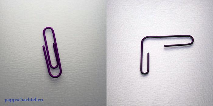 Büroklammer-Lesezeichen-mit-Washitape-verbogen-Step1