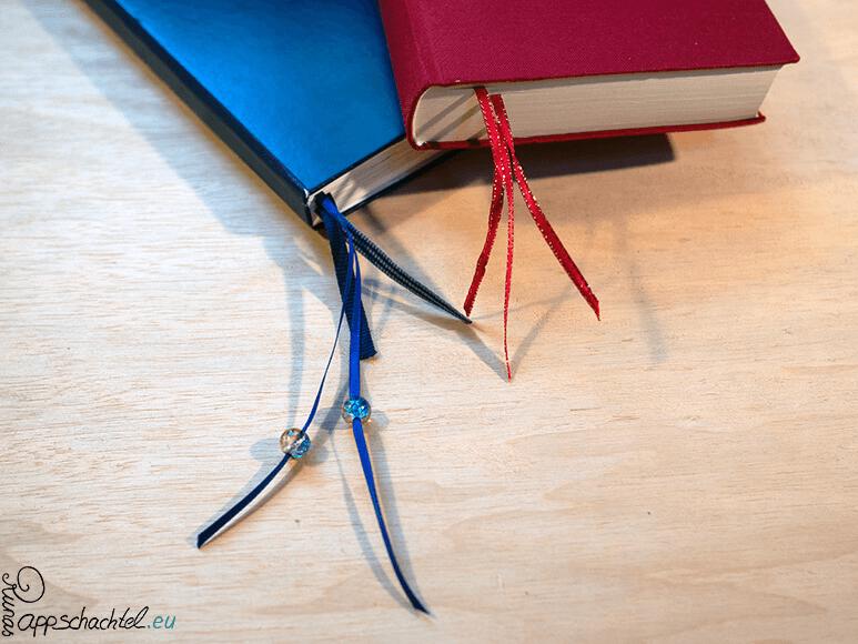 Bibellesezeichen - zusätzliche Lesebändchen für Notizbücher, Bücher und Bullet Jounrals