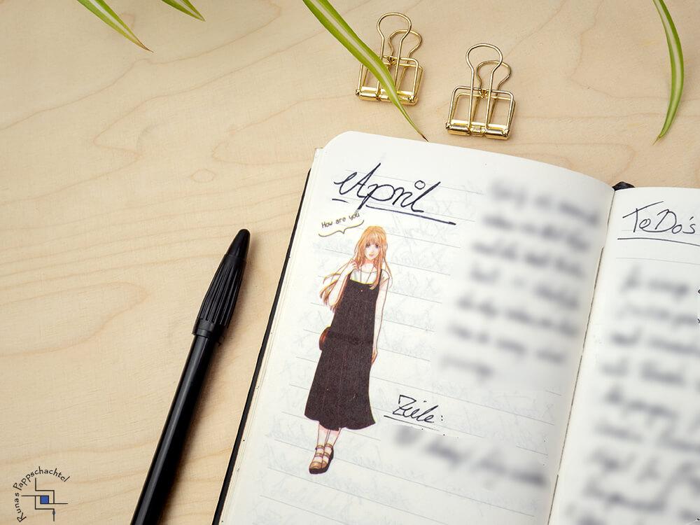 8 einfache Ideen Dein Bullet Journal kreativer zu gestalten, selbst wenn Du nicht kreativ bist